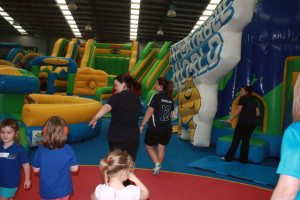 GH inflatable world