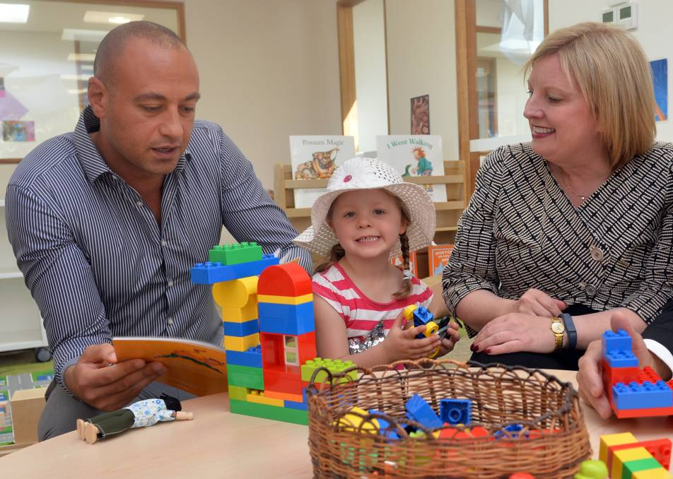 New Child Care Centre Opens on Bendigo Health Site