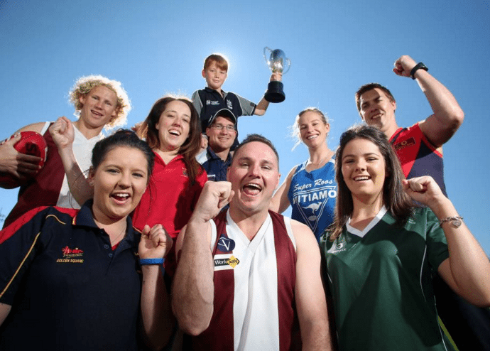 Bendigo sporting teams needed for Bendigo Bank Fun Run