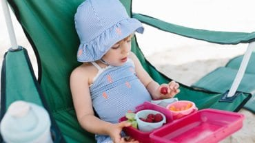 Packing a lunch box for your little ones