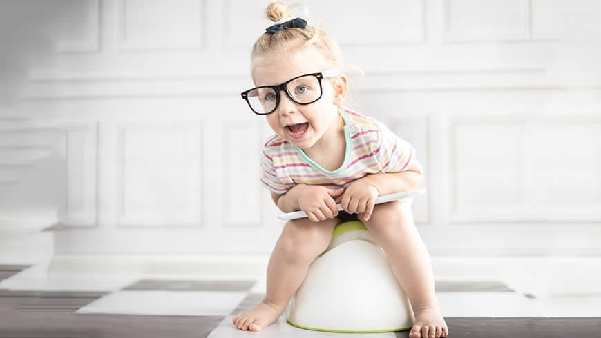 Parenting tips | Toilet Training for your Tiny Tots
