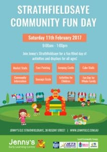 Strathfieldsaye Community Fun Day