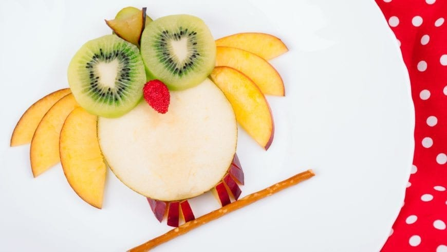 Making Fruit Fun