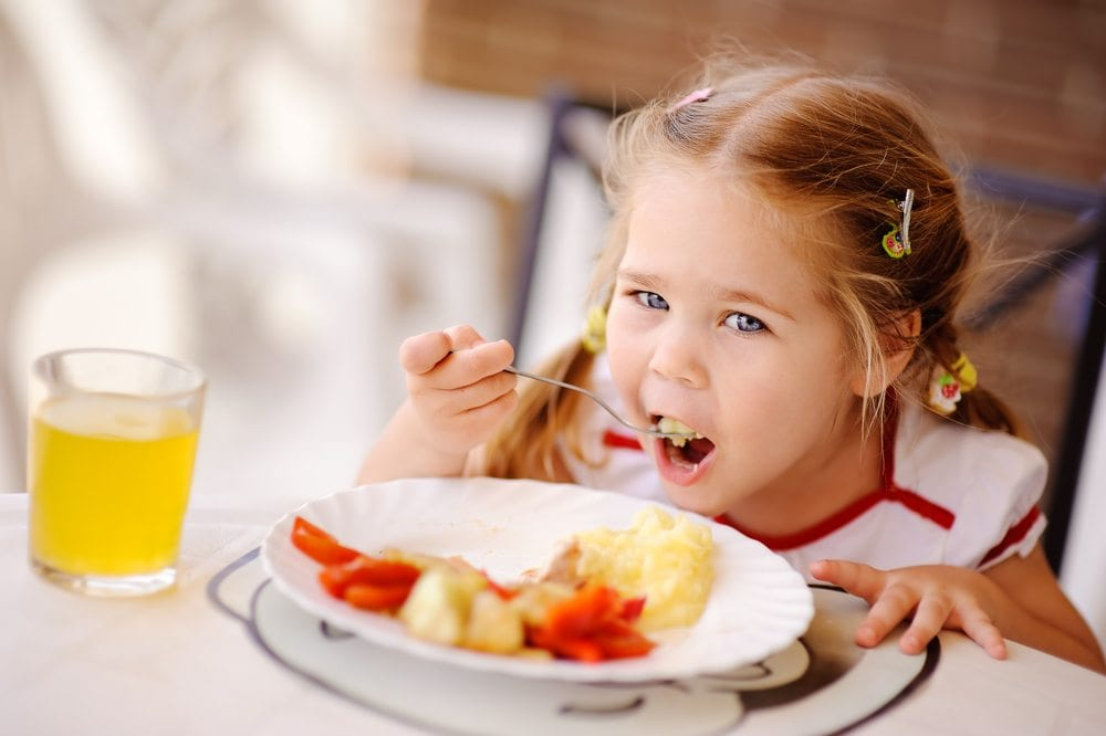 Why Your Child Need to Eat Breakfast