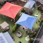 Jenny's ELC Maiden Gully drone's eye view